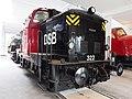 Frichs locomotive DSB MH 322 pic4.JPG