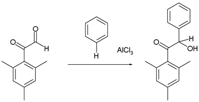 Friedel–Crafts hydroxyalkylation