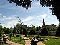 Friedhof, Steinmauern - panoramio.jpg