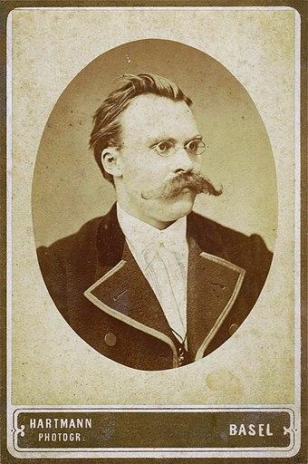 Friedrich nietzsche wikiwand nietzsche c 1872 fandeluxe Choice Image