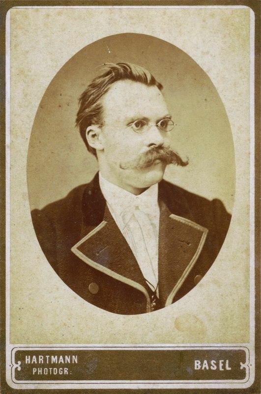 Friedrich Nietzsche-1872