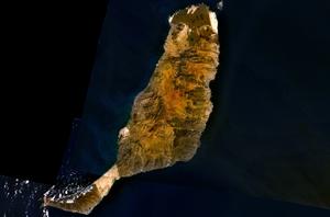 NASA-Satellitenaufnahme (2006)