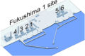 Fukushima I Nuclear Powerplant site close-up (wotext).PNG
