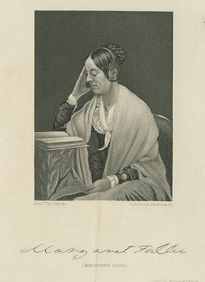 Woman in the Nineteenth Century - Margaret Fuller, from the frontispiece to an 1855 edition of Woman in the Nineteenth Century