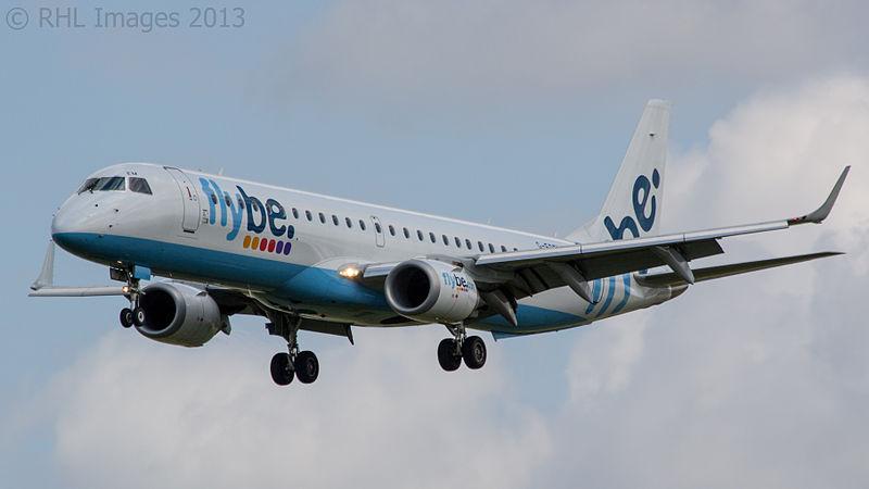File:G-FBEM Flybe Embraer ERJ-195 (9785860105).jpg