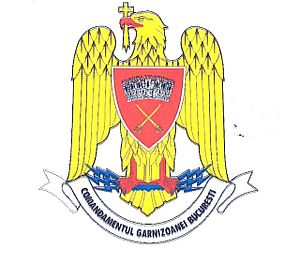 Bucharest Garrison - Official Insignia of the Bucharest Garrison