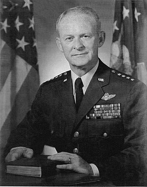 William V. McBride - General William V. McBride in a 1974 official portrait