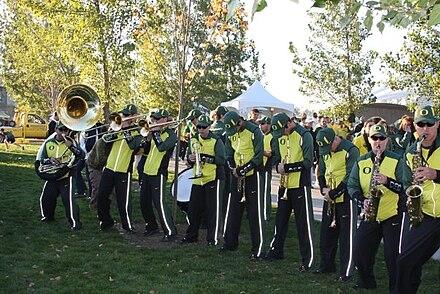 Oregon Marching Band - Wikiwand
