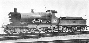 GWR 3700 Class - No. 3433, City of Bath