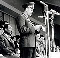 Gagarin and Nasser and Sadat in Cairo Egypt 01-02-1962.jpg