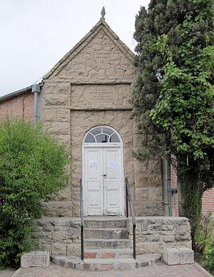 Gaiman, Chubut - Image: Gaiman Welsh School
