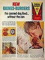 Gainesburgers ad 1963.jpg