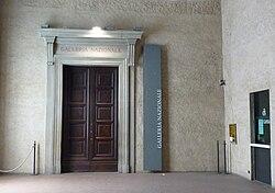 Galleria Nazionale Parma Entry.JPG
