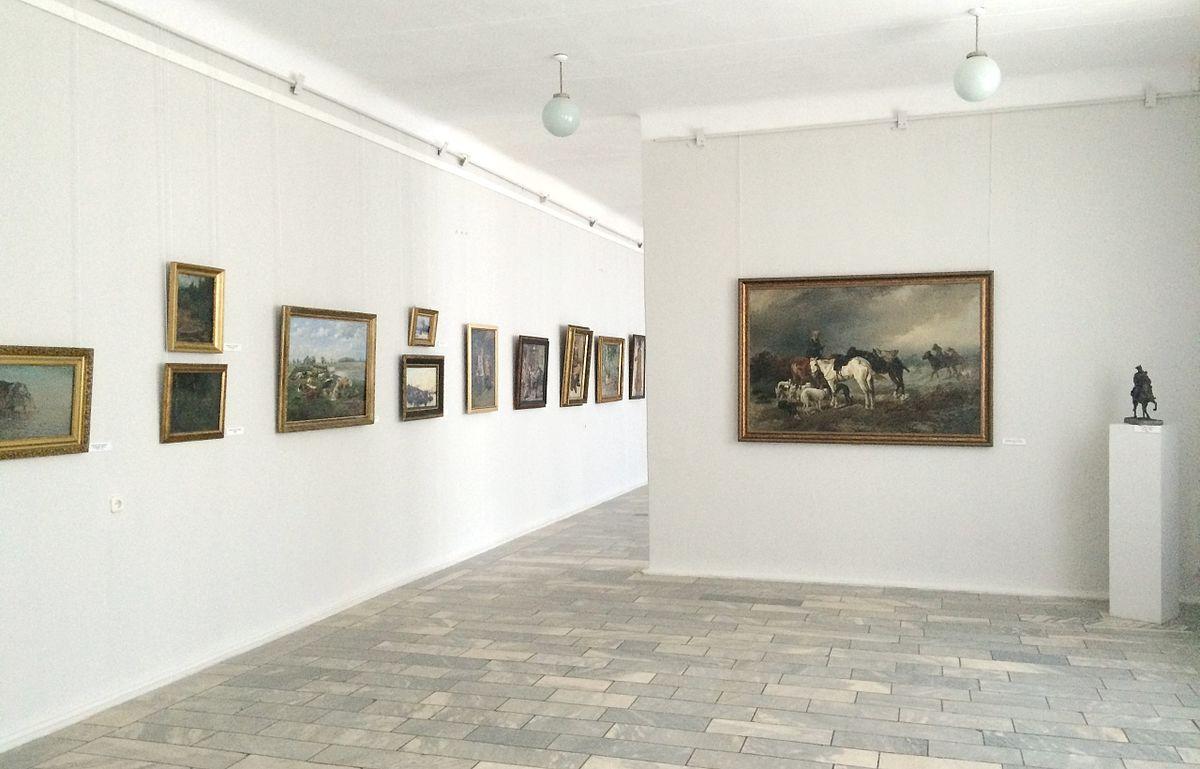 Чайковская художественная галерея — Википедия