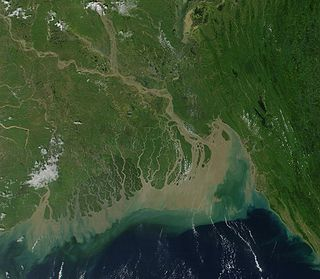 Ganges Delta river delta