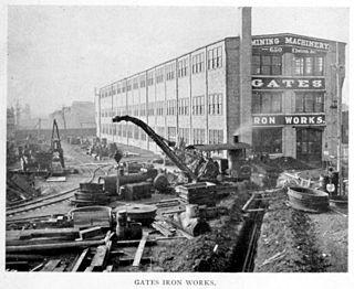 Gates Iron Works