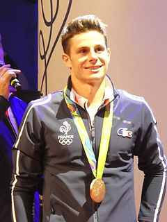 Gauthier Klauss French canoeist