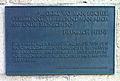 Gedenktafel Bücherverbrennung 1933, Heinrich Heine, Tonhalle Düsseldorf, von 1993.jpg