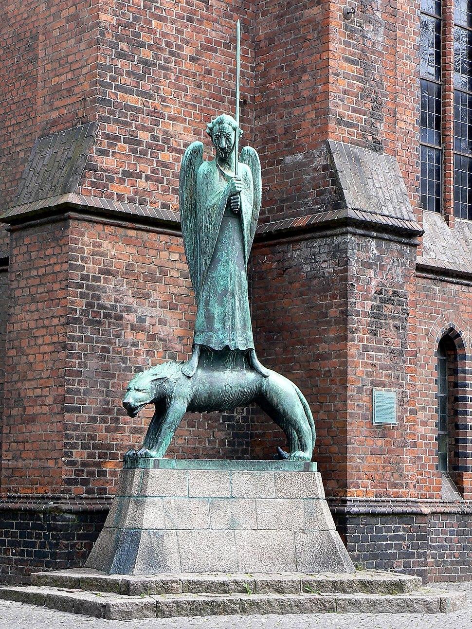 Geistkaempfer Barlach Kiel