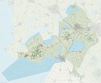 De Fryske Marren - Image: Gem De Friese Meren Open Topo