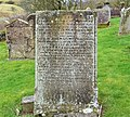 Gemmells of Aiket memorial, Dunlop, East Ayrshire.jpg
