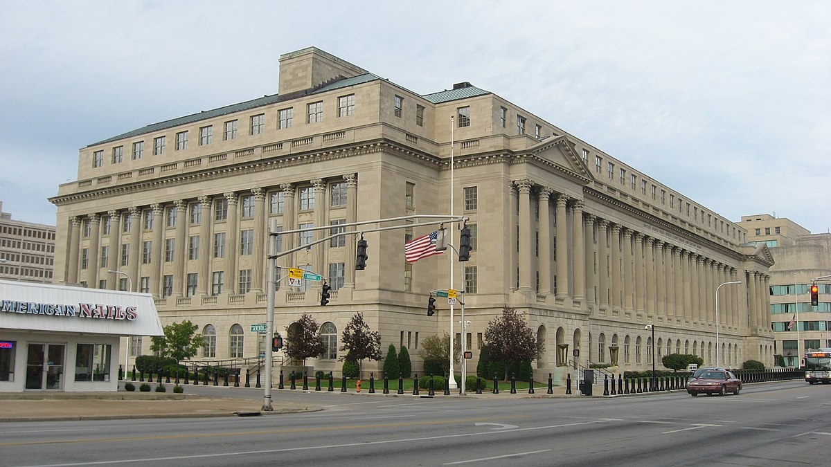 Gene snyder united states courthouse wikipedia - Us courts administrative office ...