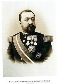 General Luis Manuel de Pando y Sanchez