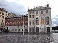 Genova - Piazza Caricamento palazzo san Giorgio - panoramio.jpg