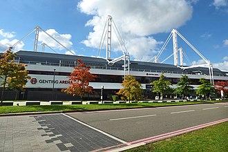 2022 Commonwealth Games - Resorts World Arena