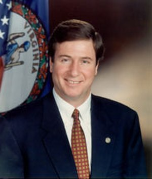 United States Senate election in Virginia, 2000 - Image: George Allen