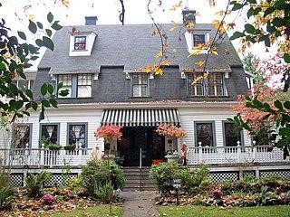 George Earle Chamberlain House (Portland, Oregon) historic house in Portland, Oregon, USA