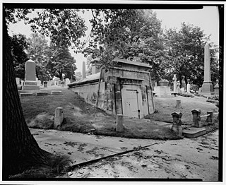 Mount Pleasant Cemetery (Newark, New Jersey) cemetery in Newark, New Jersey, USA