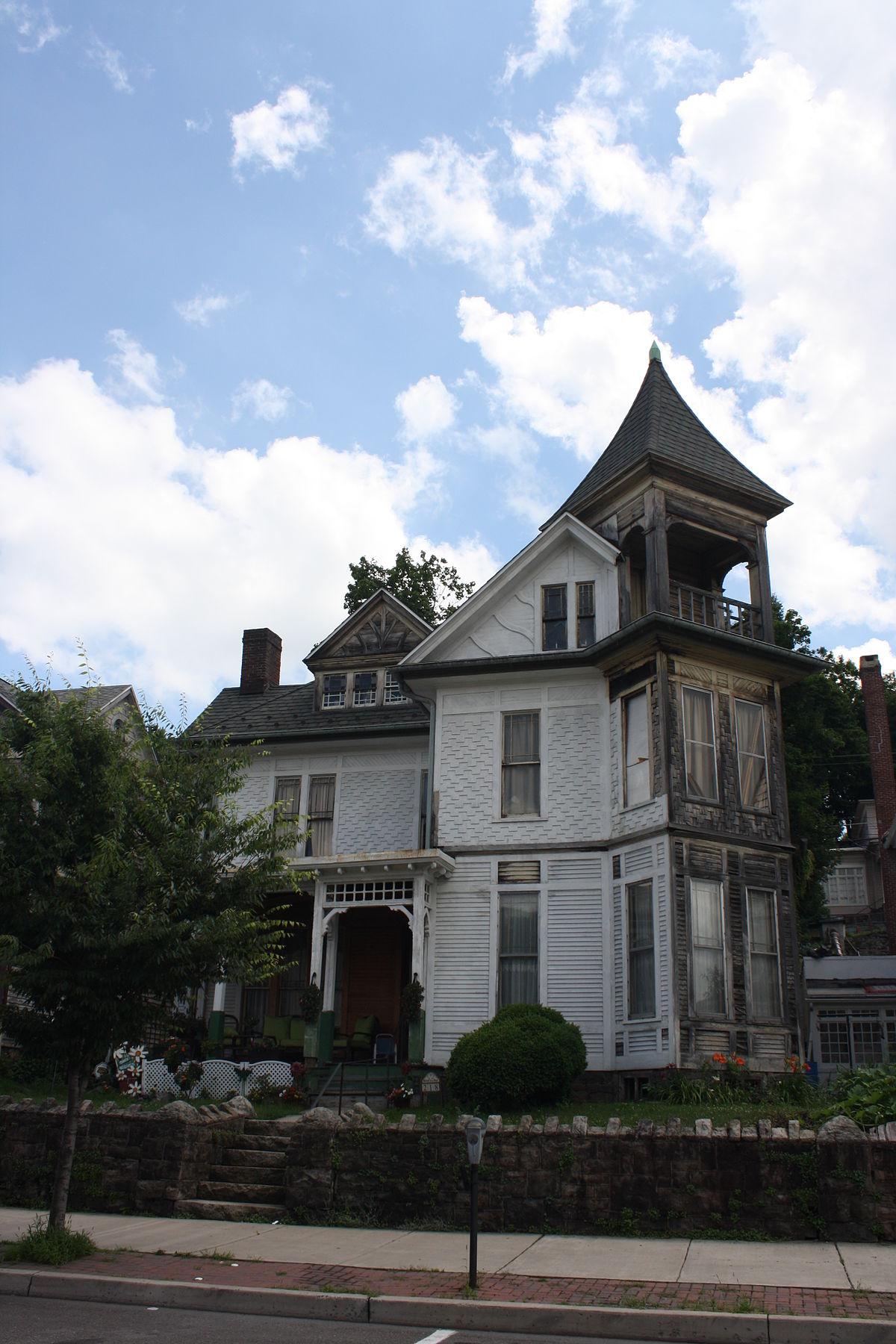 George Ormrod House - Wikipedia