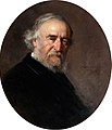George Reid (1841-1913) - Reverend Walter Chalmers Smith (1824–1908), Free Church Minister and Poet - PG 2207 - National Galleries of Scotland.jpg