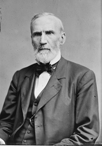 Indiana's 4th congressional district - Image: George Washington Julian Brady Handy