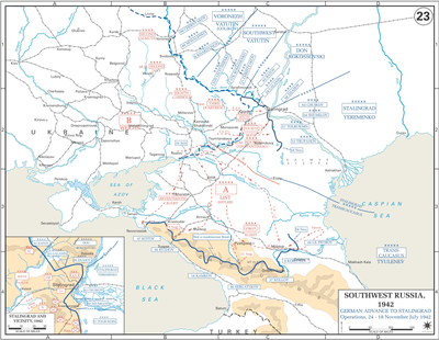 Don River World Map