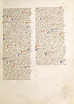 Getty Ms. Ludwig XV 13 02r - Fiore dei Liberi - Decorated Text Page - Google Art Project.jpg