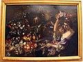 Giacomo fardella di calvello, natura morta con frutta, ortaggi, cacciagione, pesci e figure, 1650-1700 ca. (pmo) 01.JPG