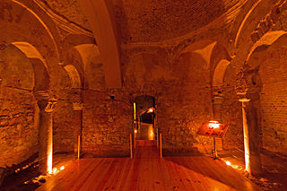 14th century Moorish bath house