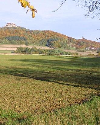 Scheßlitz - Giechburg and Gügel