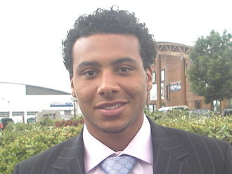 Giles Barnes - Barnes in 2006