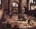 Giovanni Antonio Canal, il Canaletto - Rome - The Arch of Constantine (detail) - WGA03925.jpg
