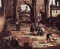 Giovanni Antonio Canal, il Canaletto - Rome - The Arch of Constantine (detail) - WGA03925.jpg