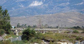 Gjirokastra Stone Bridge