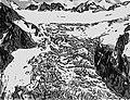 Glacier du Trient - Eduard Spelterini - cartoon.jpg