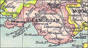 Glamorgan map470x260