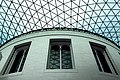 Glass and steel roof of the Great Court, British Museum, London - panoramio (4).jpg