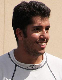 Rodolfo González Venezuelan racing driver