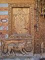 Goddess Lion Carving Bekhli Temple Kullu Himachal Dec17 D72 4588.jpg