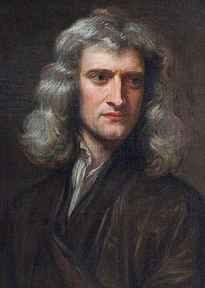 Isaac Newton cover